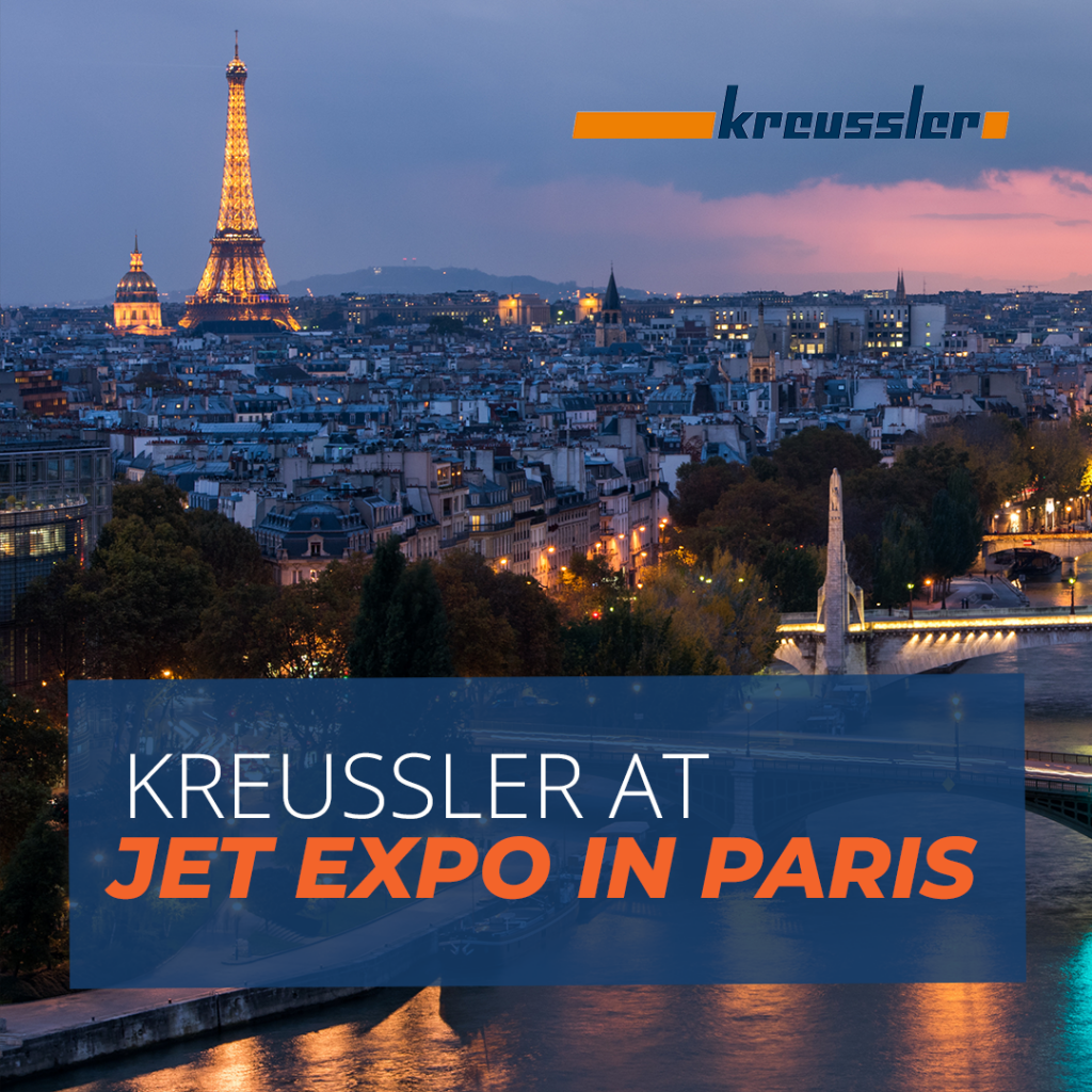 Kreussler at Jet Expo 2019: Inventor of the original wet cleaning and flexible partner for industrial laundries